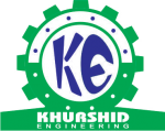 Khurshid Engineering Logo
